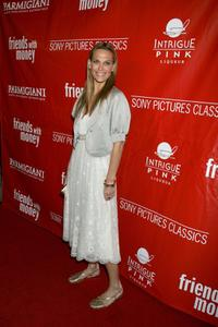 Molly Sims at the premiere of