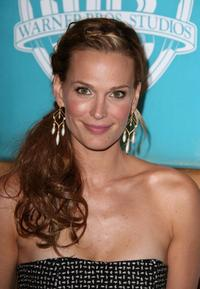 Molly Sims at the In Style Magazine and Warner Bros. Studios Golden Globe after party.
