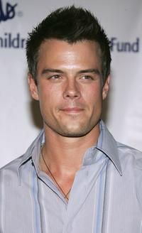 Josh Duhamel at the Children's Defense Fund's 15th Annual Beat the Odds Awards.