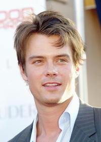 Josh Duhamel at the 6th Annual Movieline Young Hollywood Awards.