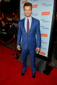 Josh Duhamel at the California premiere of
