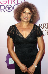 Angela Davis at the Black Girls Rock! 2011 in New York.