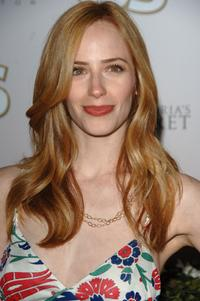 Jaime Ray Newman at the Us Hollywood 2007 party.
