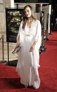 Milla Jovovich at the California premiere of