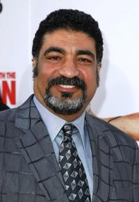 Sayed Badreya at the premiere of