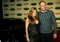 Carmen Electra and Randy Couture at the Spike TV Presents Auto Rox: The Automotive Award Show.
