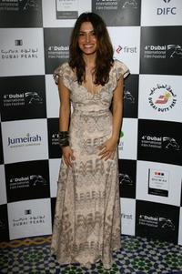 Sarah Shahi at the premiere of