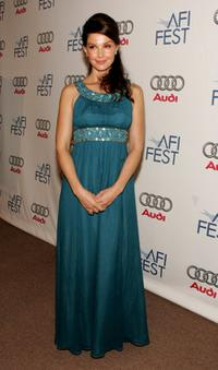 Ashley Judd at AFI FEST 2006 screening of