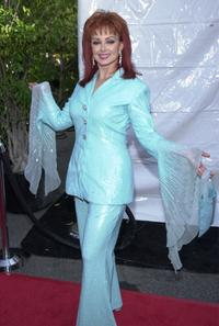 Naomi Judd at the 35th Annual Academy of Country Music Awards.