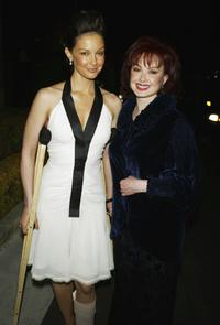 Ashley Judd and Naomi Judd at the premiere of