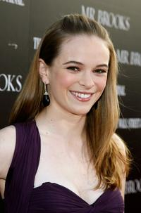 Danielle Panabaker at the Los Angeles premiere of