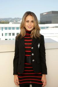 Alexis Dziena at the 2008 Pre-Emmys DPA Gifting Lounge.