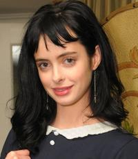Krysten Ritter at the 2008 World Experience DPA Gift Lounge.