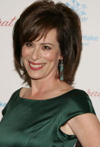 Jane Kaczmarek at the first annual UNICEF Snowflake Ball.