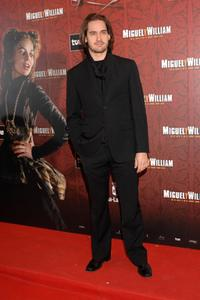 Will Kemp at the premiere of