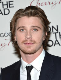 Garrett Hedlund at the New York premiere of