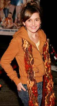 Alyson Stoner at the Los Angeles premiere of
