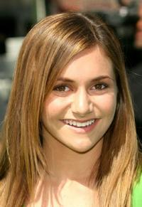Alyson Stoner at the premiere of