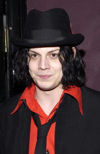 Jack White at the 46th Annual Grammy Awards.