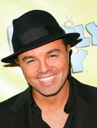 Seth MacFarlane at the Seth MacFarlane and Night Vision Entertainment Host Family Guy's Pre-Emmy Celebration.