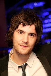 Jim Sturgess at the London premiere of