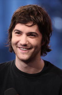 Jim Sturgess during MTV's Total Request Live at the MTV Times Square Studios.