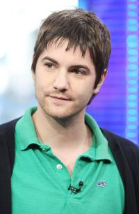Jim Sturgess at the MTV's TRL.