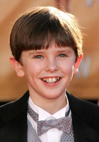 Freddie Highmore at the 11th Annual Screen Actors Guild Awards in L.A.