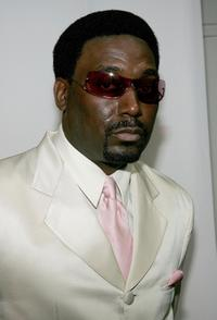 Big Daddy Kane at the VH1's 2005 Hip Hop Honors Pre-party.