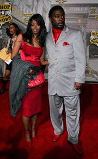 Big Daddy Kane and Guest at the VH1 Hip Hop Honors 2006.