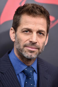 Zack Snyder at the New York premiere of