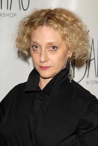 Carol Kane at the re-launch of the John Sahag Workshop.