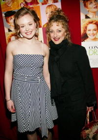 Carol Kane and Alison Pill at the New York premiere of ''Confessions Of A Teenage Drama Queen''.