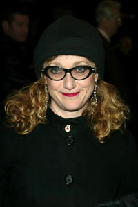Carol Kane at New York for the opening of ''Oldest Living Confederate Widow Tells All''.