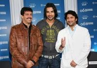 Kabir Khan, John Abraham and Arshad Warsi at the press conference of