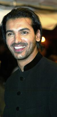 John Abraham at the opening night gala screening of