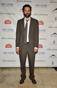 Emile Sherman at the Weinstein Company and Alliance Pictures dinner for