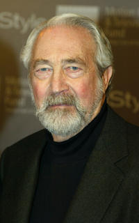 James Karen at the opening of Jeff Bridges' Photography Exhibition in California.