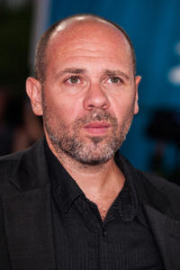Director Olivier Megaton at the premiere of