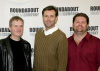 Ciaran O'Reilly, Randall Newsome and Daniel Stewart Sherman at the photocall of