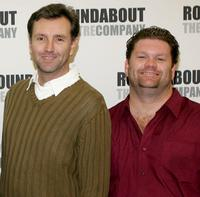 Randall Newsome and Daniel Stewart Sherman at the photocall of