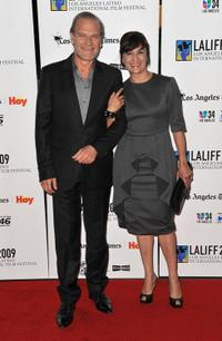 Lluis Homar and Blanca Portillo at the 13th Annual Los Angeles Latino Film Festival Opening Night Gala.