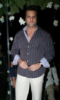 Fardeen Khan at the launch of fashion designer Vikram Phadnis' Malaga flagship store.
