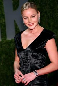 Abbie Cornish at the 2009 Vanity Fair Oscar Party.