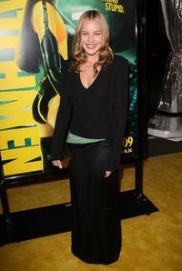 Abbie Cornish at the premiere of