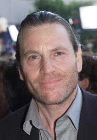 Tcheky Karyo at the Los Angeles premiere of