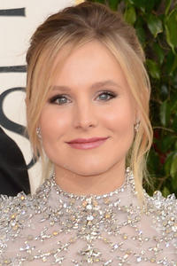 Kristen Bell at the 70th Annual Golden Globe Awards in Beverly Hills.
