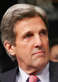 John Kerry at the Democratic forum on Social Security reform.