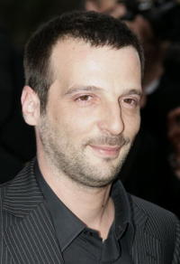 Mathieu Kassovitz at the 59th International Cannes Film Festival premiere of