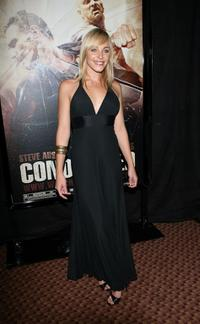 Tory Mussett at the special screening of